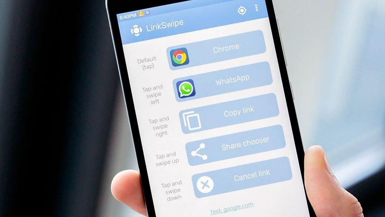androidpit linkswipe app