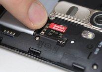 So geht's: MicroSD-Karten als internen Speicher formatieren