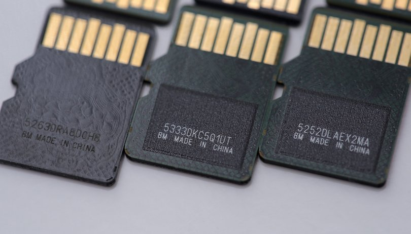 Why internal storage still beats a microSD card