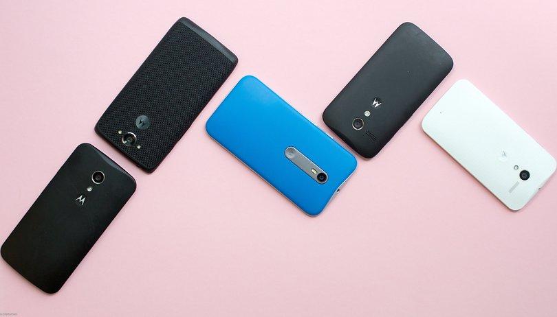 Isso é o que a Motorola nos fala sobre o novo Moto G