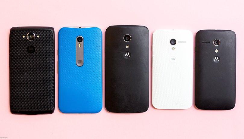 La gamme Motorola Moto X est morte, bienvenue à la gamme Moto Z