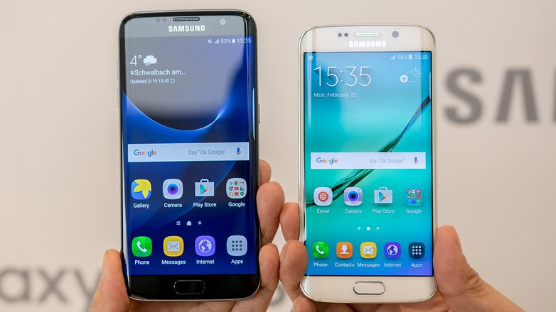 androidpit samsung galaxy s6 edge vs samsung galaxy s7 edge 1