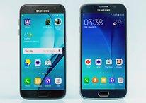 Samsung Galaxy S6 und Galaxy S7 im Vergleich: Ein (un)gleiches Paar