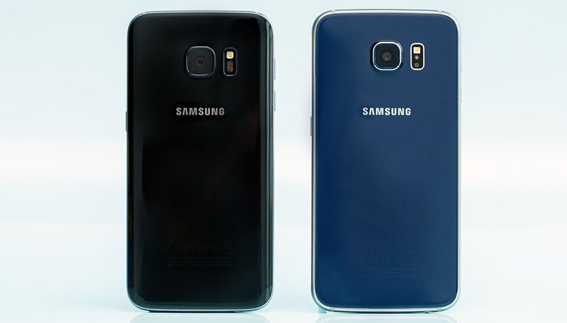 Samsung Galaxy S6 vs S7: an old school upgrade worth considering
