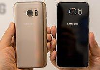 Sim, o Galaxy S7 é mais popular que o Galaxy S6