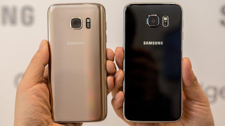 androidpit samsung galaxy s6 vs samsung galaxy s7 2