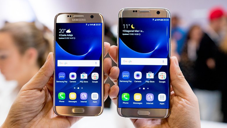 androidpit samsung galaxy s7 edge vs s7 2