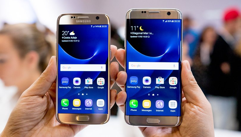 Poll: Do you prefer the Galaxy S7 or the S7 Edge?