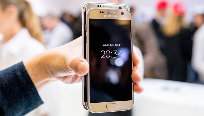 Poll results: do you prefer the Galaxy S7 or the S7 Edge?