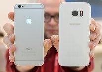 Galaxy S7 vs. iPhone 6S: Poucas coisas mudaram até aqui!