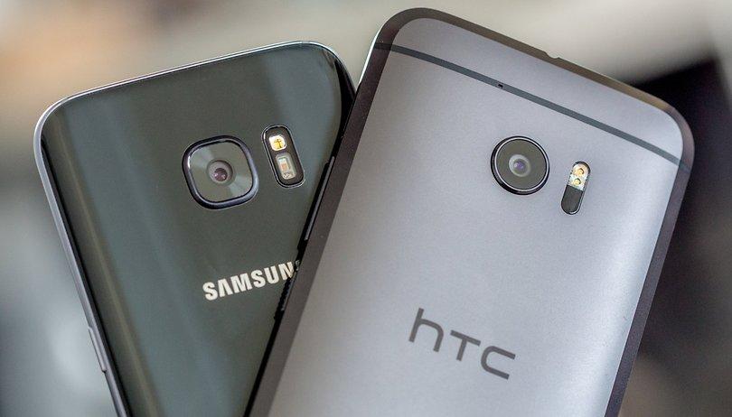 Por qué el HTC 10 es mejor que el Galaxy S7