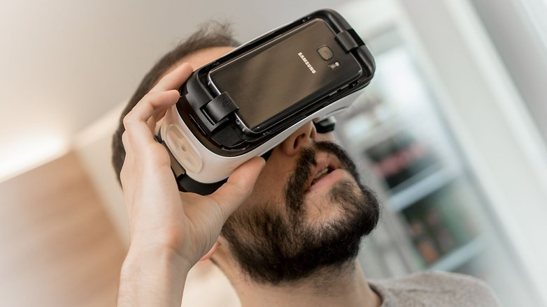 androidpit samsung gear vr sickness