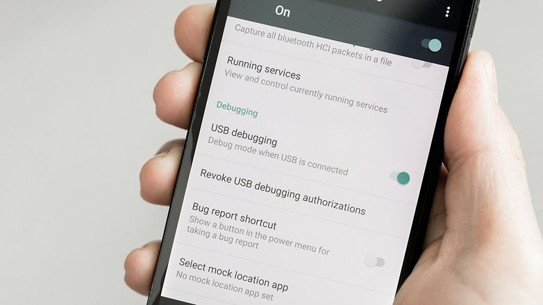 androidpit usb debugging