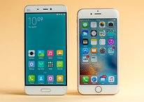 Xiaomi Mi5 vs iPhone 6s: oriente frente a occidente