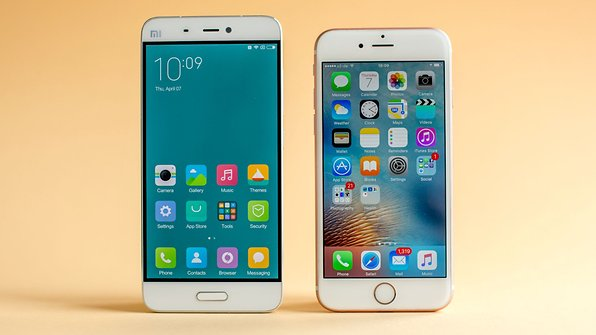 iphone vs xiaomi We put the android 442 mi-3 to the test against the ios 7 iphone 5s to find out which you should buy, the older xiaomi or the apple.