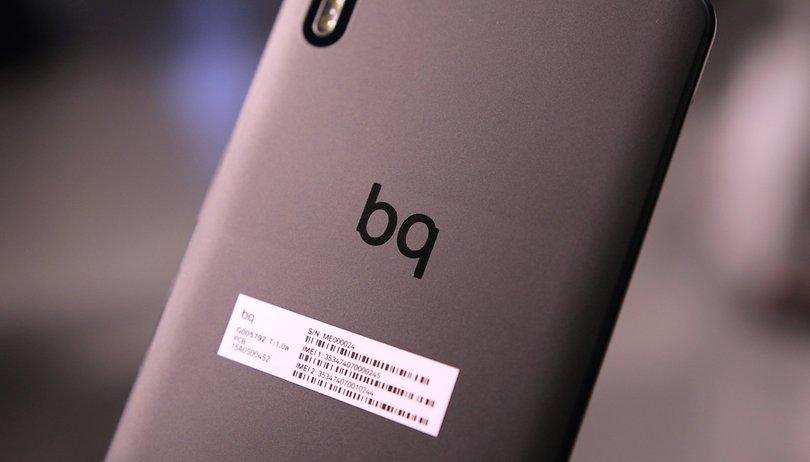 Spanisches Unternehmen BQ stellt günstiges Smartphone und Tablet vor