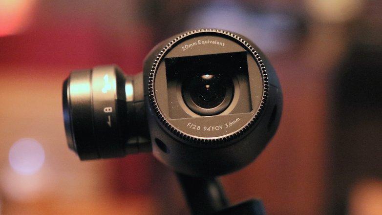 dji osmo camera 20mm wide angle