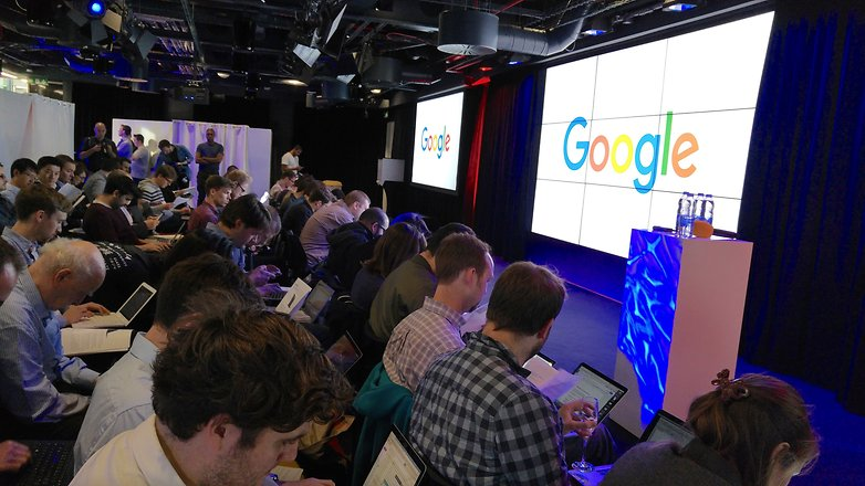 google nexus event 2015
