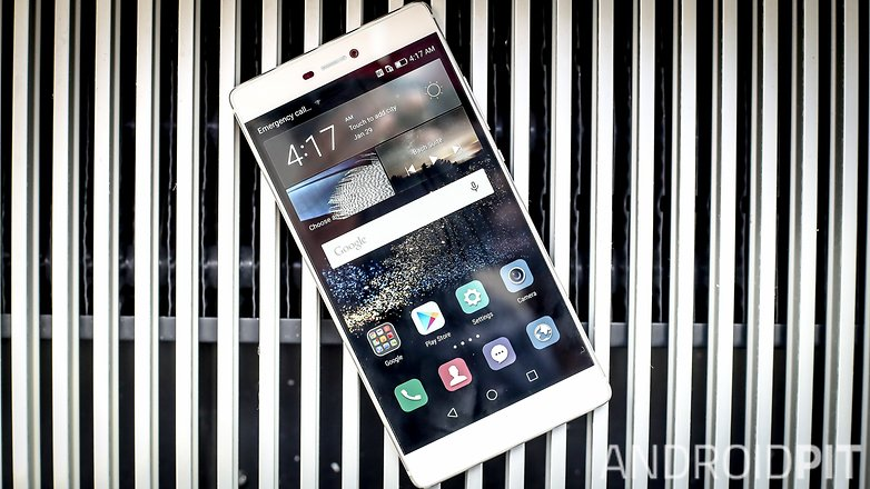 huawei p8 front screen 1
