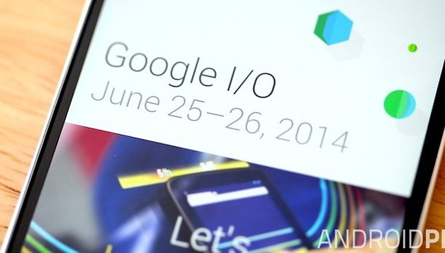 What to expect from the Google I/O 2014 [Update]