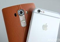 La cámara del iPhone 6s no supera a la primera línea de smartphones Android