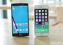 LG G4 vs iPhone 6 comparison: from one extreme to the other