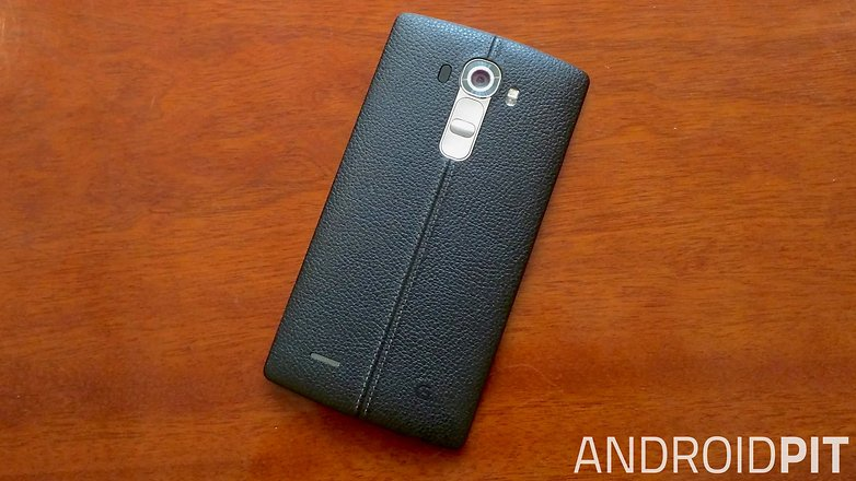 pretty nice c9f17 55994 LG G4 review: big, leathery, and impressive in all the right places ...