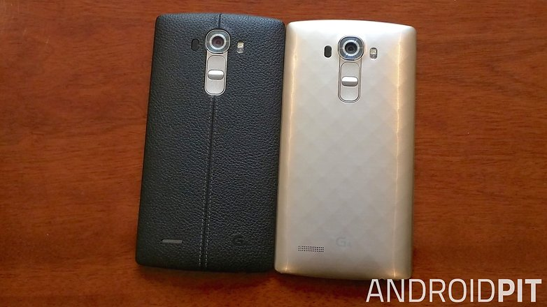 lg g4 back plastic leather full