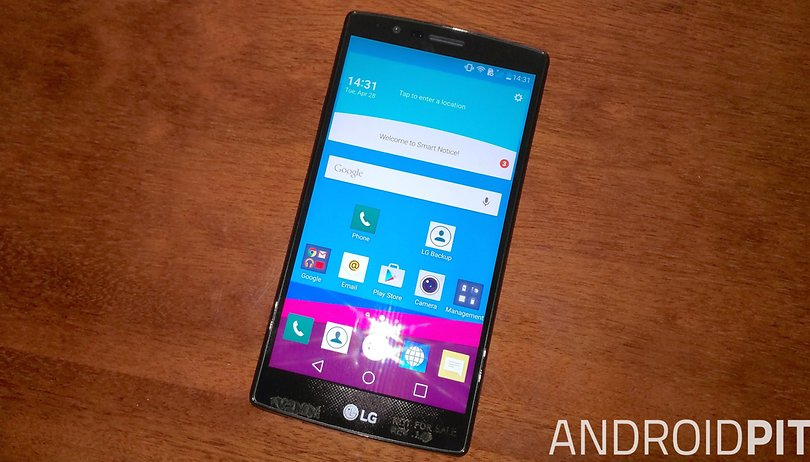 The best thing about the LG G4 is the thing no one will ever notice