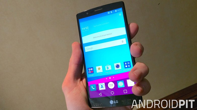 How to clear the cache on the LG G4 | AndroidPIT
