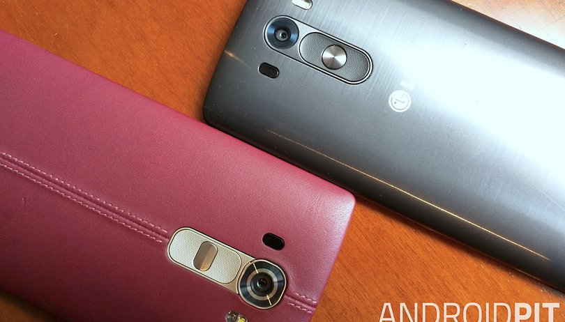 LG G4 vs LG G3 comparison: are they really different?
