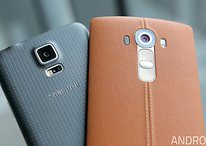 LG G4 vs Galaxy S5 comparison: can Samsung stay on top?