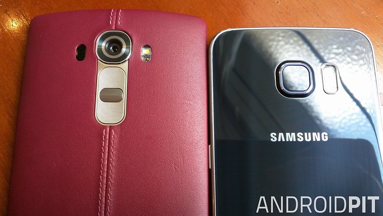 lg g4 samsung galaxy s6 edge back camera 3