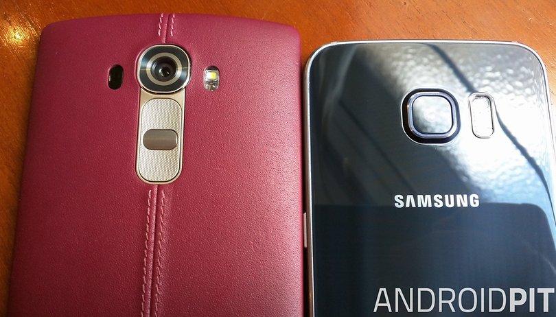 5 motivi per preferire un LG G4 ad un Samsung Galaxy S6!