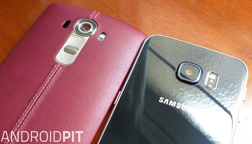 O Galaxy S6 é melhor que o G4: nós explicamos por quê!
