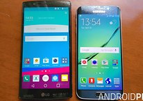 Galaxy S6 Edge vs LG G4 comparison: battle of the flagships