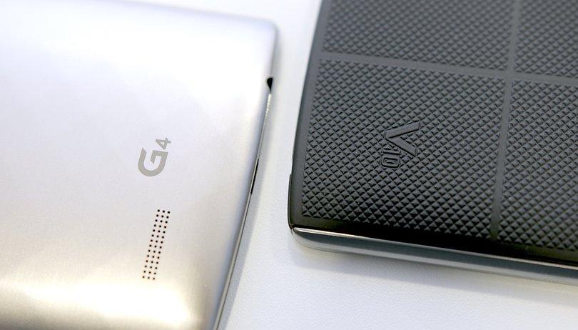 Comparación entre LG G4 y LG V10: las mejores cámaras del año