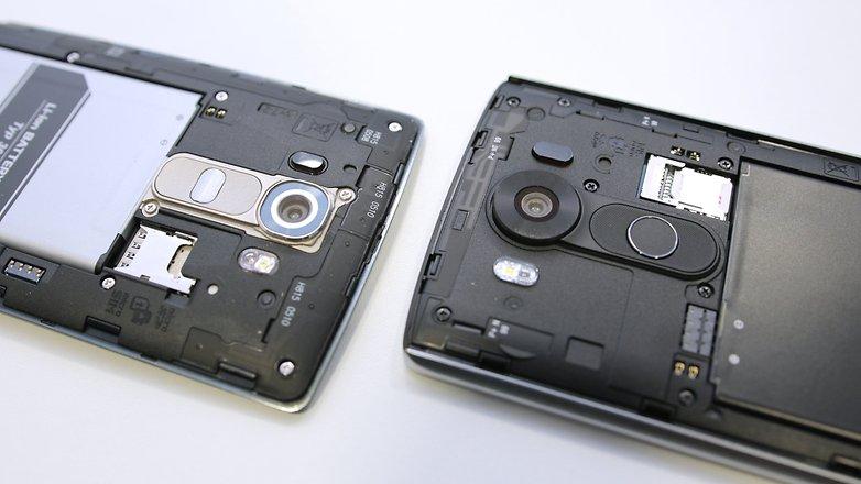 lg g4 vs lg v10 camera 1