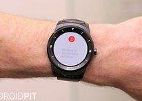 LG G Watch R im Test: Rund aber keine runde Sache