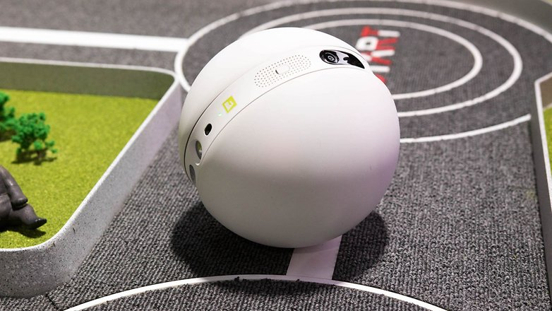 lg robot ball 2