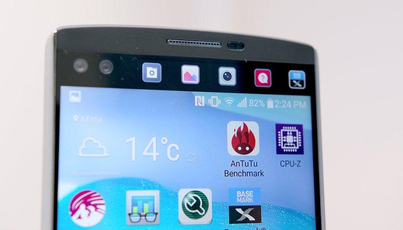 La actualización del LG V10 a Marshmallow está cada vez más cerca