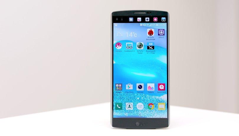 LG V10 review: a bigger G4