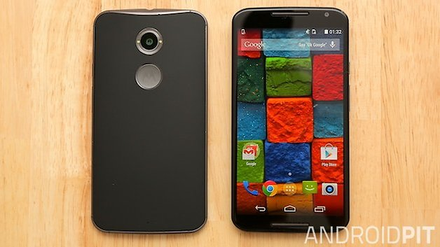moto x front back