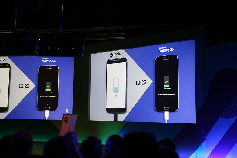 moto x style fast charging