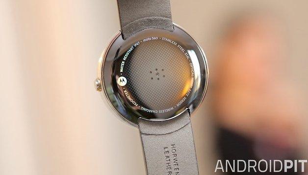 La batería del LG G Watch dura más que la del Moto 360