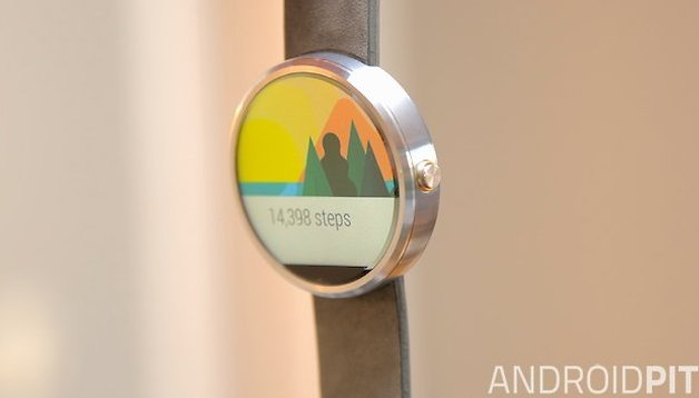 Moto 360 Android 5.0.1 Lollipop update will be arriving today!