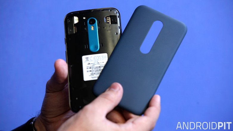 motorola moto g 2015 removable back