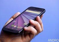 Motorola aumenta em 6% o preço de todas as versões do Moto G 2015