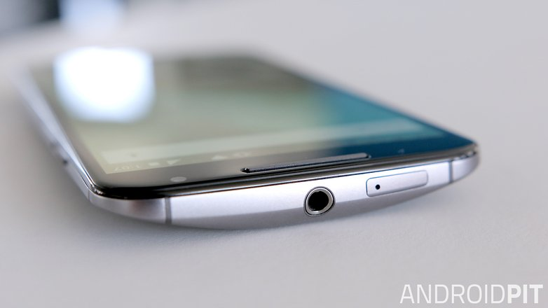 motorola moto x headphone jack