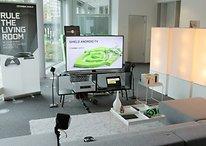 Nvidia Shield Tablet im Test: Gaming-Flunder und Leistungs-Wunder